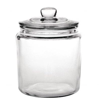 Olympia Glas Keksdose | 3,8 Liter