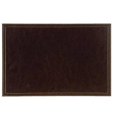 Olympia Tischsets | 4 Stück | 30 x 20cm | Kunstleder
