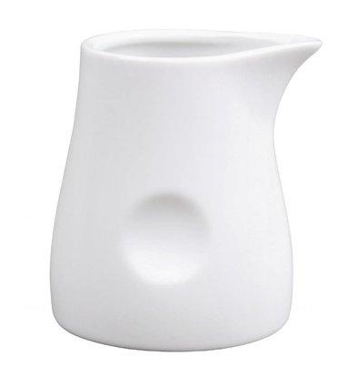 Olympia Milchkännchen mit Griffmulden   6 Stück   Porzellan   Erhältlich in 2 Größen