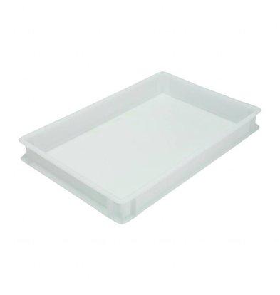 XXLselect Stapelbarer Pizzateigbehälter | Erhältlich in 3 Größen