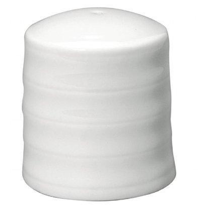 Intenzzo Salzstreuer | 4 Stück | 5(Ø)cm | Porzellan | Weiß