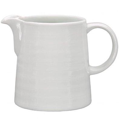 Intenzzo Milchkännchen | 13cl | Porzellan | Weiß