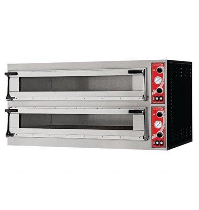 Gastro M Pizzaofen | 8,8kW/400V | 2 Kammern