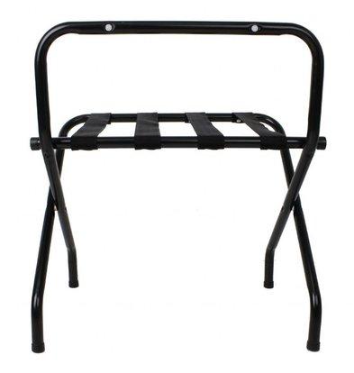 Bolero Gepäckablage | Stahl | schwarz