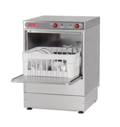 Gastro M Gläserspülmaschine | 230V | Körbe 35 x 35cm