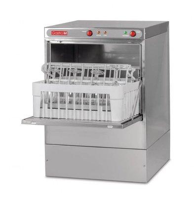 Gastro M Gläserspülmaschine | 230V | Körbe 40 x 40cm