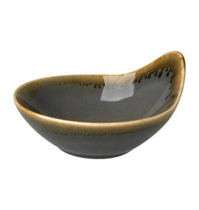 Olympia Dipschälchen | 12 Stück | 10(Ø)cm | Porzellan | Rauch