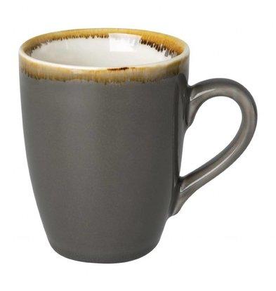 Olympia Kaffeebecher | 6 Stück | 34cl | Porzellan | Rauch