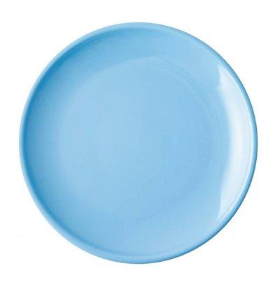 Olympia Coupeteller | 25(Ø)cm | 6 Stück | Steinzeug | Blau