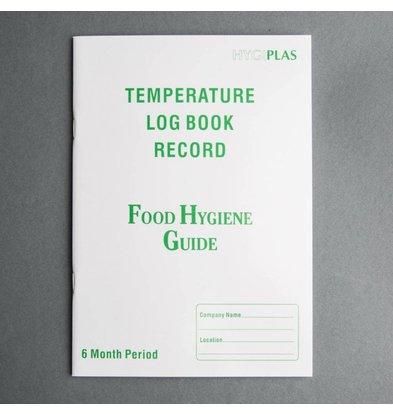 Hygiplas Temperatur-Logbuch