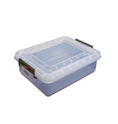 Araven Vorratsbehälter mit Deckel   Polypropylen   Erhältlich in 2 Größen