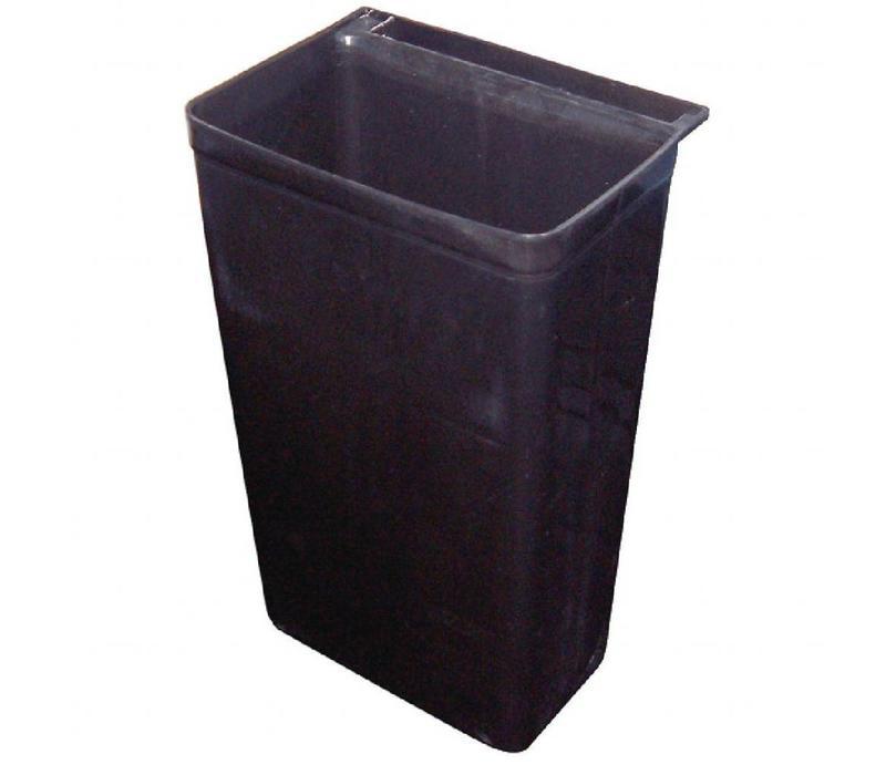 Vogue Abfallbehälter für Servierwagen | für CF101/CF102 Wagen