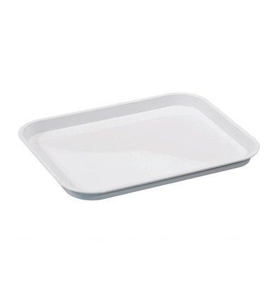 XXLselect Serviertablett | Polysterol | Weiß | Erhältlich in 4 Größen