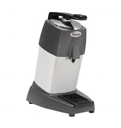 Santos Automatischer Entsafter   Schwarz   230W/230V