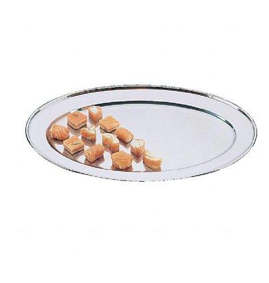 Olympia Ovales Tablett | Edelstahl | Erhältlich in 11 Größen