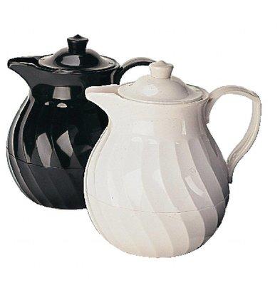 Kinox Isolierte Teekanne | 1 Liter | Kunststoff | Erhältlich in 2 Farben