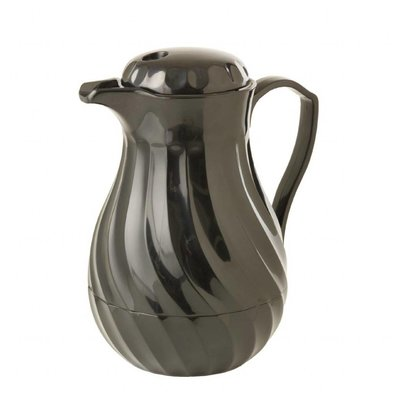 Kinox Isolierte Kaffeekanne | Schwarz | Erhältlich in 3 Größen