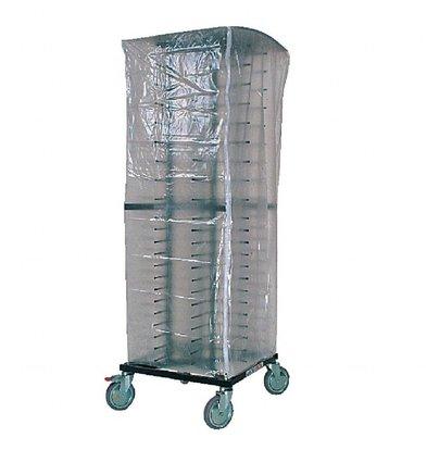 Jackstack Kunststoffhülle für 74 und 104 Teller