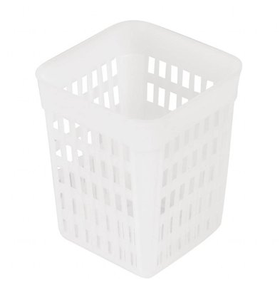 Olympia Viereckiger Besteckhälter | Kunststoff