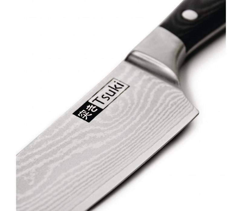 Tsuki 5-Teiliges Messerset mit Tasche