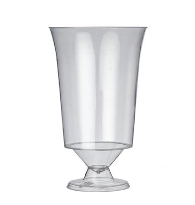 Plastico Einwegweinglas | 18cl | 10er Pack