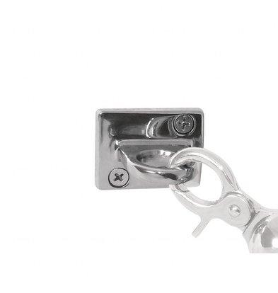 Bolero Wandhalterung Zink | Absperrkordel U917/ CB511 / Y806 / CF136