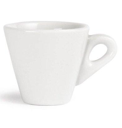 Olympia Espressotassen für Untertasse Y112 | 12 Stück | 6cl | Porzellan