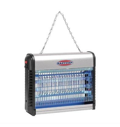 Eazyzap Insektenvernichter | Aluminium | 50m² | 16W