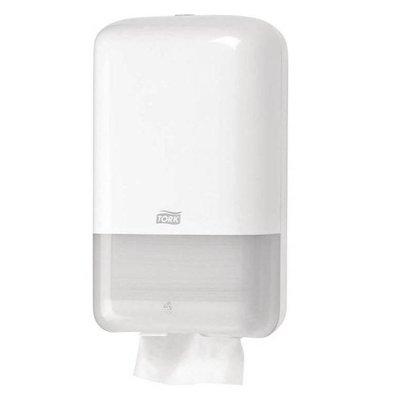 Tork Lotus Toilettenpapierspender | Kunststoff | 150x130x(h)310mm