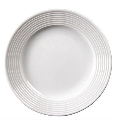 Olympia Teller mit breitem Rand | 12 Stück | Erhältlich in 4 Größen