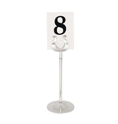 Olympia Tischkartenhalter | Edelstahl | Erhältlich in 2 Größen
