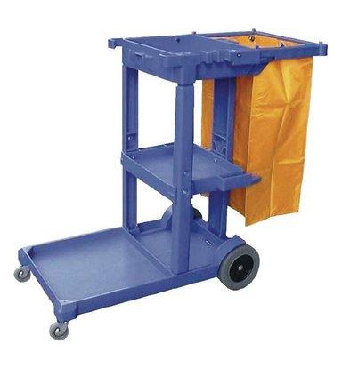 Jantex Reinigungswagen   Plattform für Moppeimer
