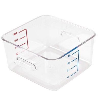 Rubbermaid Lebensmittelbehälter | Polycarbonat | Erhältlich in 7 Größen