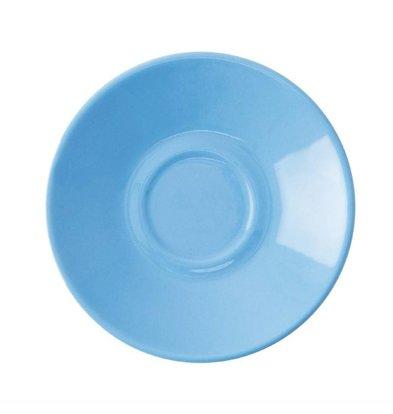 Olympia Untertassen | 12 Stück | Steinzeug | Blau | Erhältlich in 2 Größen