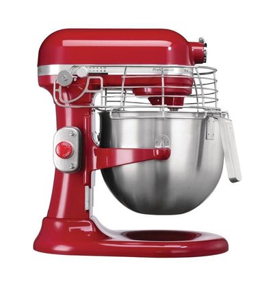 Kitchenaid KitchenAid Profi Küchenmaschine 5K | Rot | 6,9 Liter