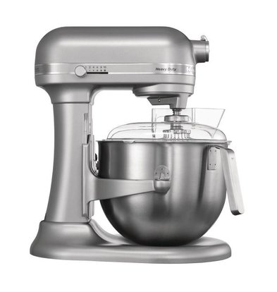 Kitchenaid KitchenAid Heavy Duty Küchenmaschine K5 | 6,9 Liter | Metallic