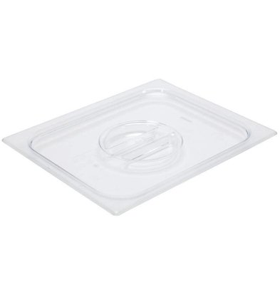 Gastro M Polycarbonat Deckel für GN Behälter GN1/2 | Polycarbonat