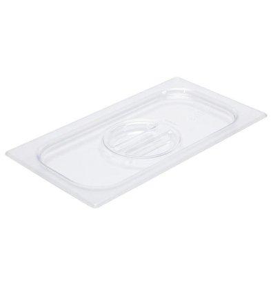 Gastro M Polycarbonat Deckel für GN Behälter GN1/3 | Polycarbonat