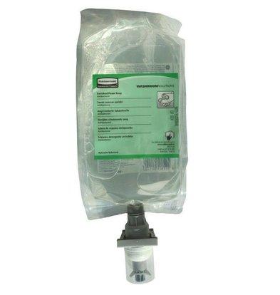 Rubbermaid Antibakterielle Seifennachfüllung | 4 x 1,1 Liter