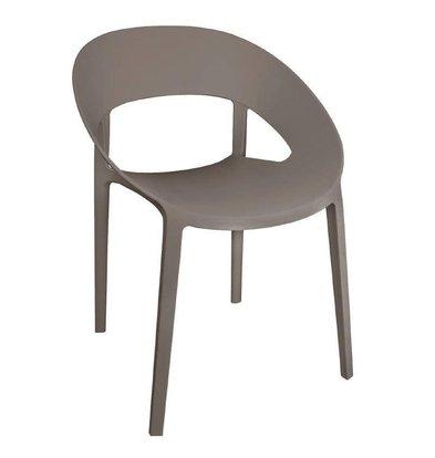 Bolero Schalenstuhl | 4 Stück | Sitzhöhe: 44cm | Polypropylen | Erhältlich in 3 Farben
