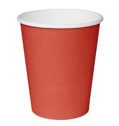 Fiesta Coffee To Go Becher | 34cl | Rot | Erhältlich in 2 Größen