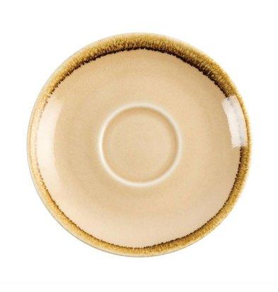 Olympia Untertassen | 6 Stück | 14(Ø)cm | Porzellan | Erhältlich in 4 Farben