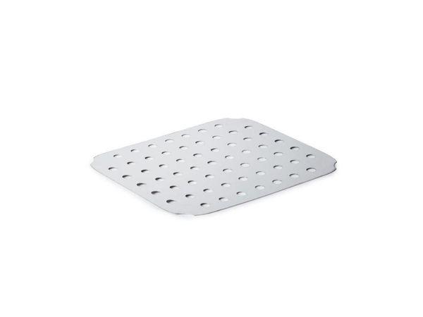 Gastro M Abtropfrost für Auslageschale  | Edelstahl | Erhältlich in 5 Größen