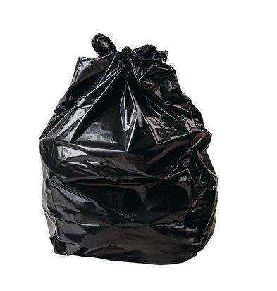 Jantex Müllbeutel | 200 Stück | Schwarz | Erhältlich in 2 Größen