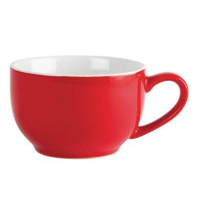 Olympia Kaffeetassen   12 Stück   22,8cl   Steinzeug   Erhältlich in 3 Farben