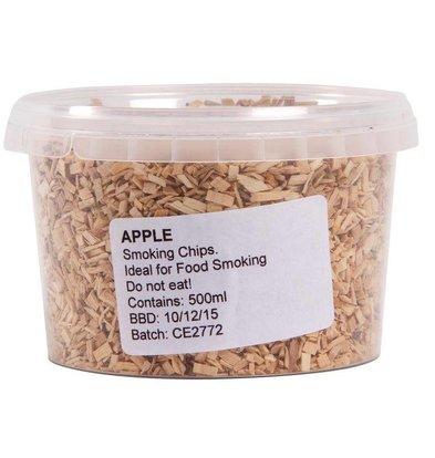 Polyscience Holzspäne   500ml   Aroma: Apfelbaumholz