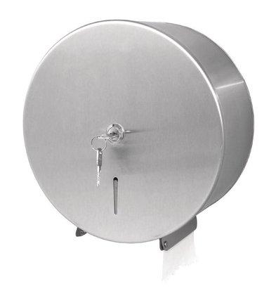 Jantex Toilettenpapierspender | Edelstahl
