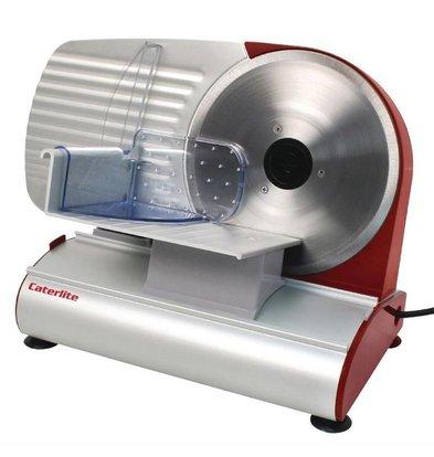Caterlite Aufschnittmaschine | 200W/230V | 19cm Schneideblatt
