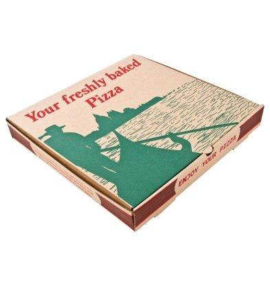XXLselect Pizza Karton | für 30(Ø)cm | 100 Stück