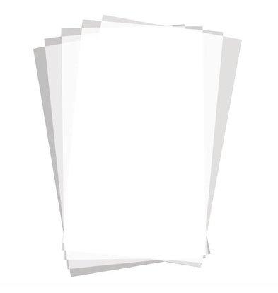 XXLselect Pergamentpapier ohne Aufdruck | 25,5 x 40,6cm | 500 Stück